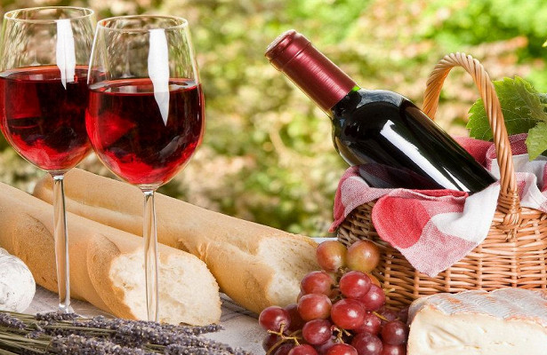 ar galima šiek tiek vyno su hipertenzija