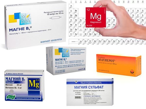magnis su vitaminu b6 hipertenzijai gydyti