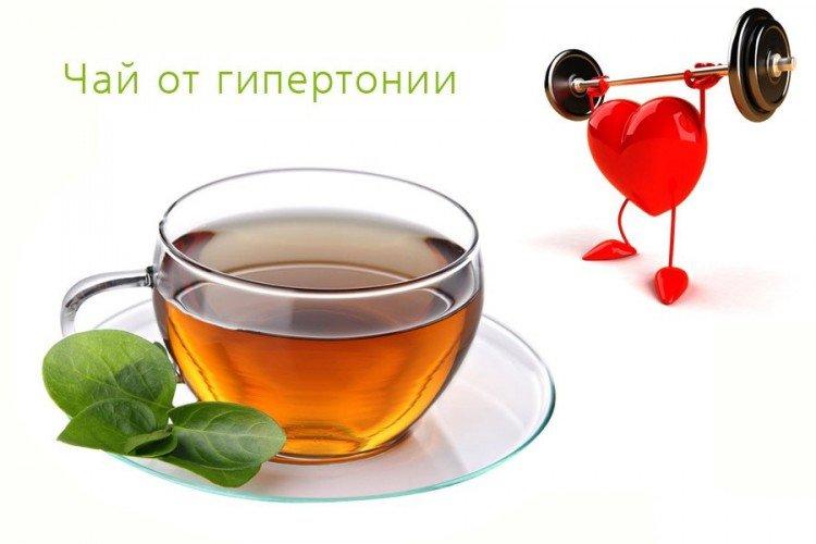 arbatos hipertenzijai gydyti