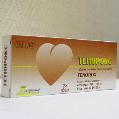hipertenzijos tenorika